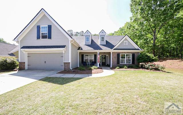 125 Kimberly Way, Hull, GA 30646 (MLS #981240) :: Team Cozart