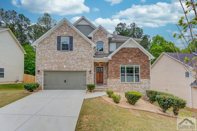 1276 Clear Stream Ridge, Auburn, GA 30011 (MLS #981270) :: Signature Real Estate of Athens