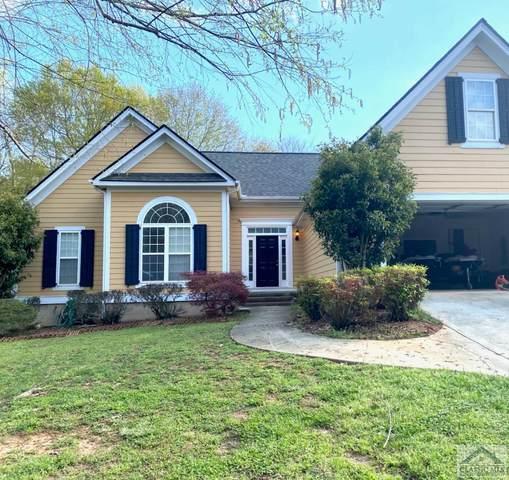 420 Wood Lane, Athens, GA 30605 (MLS #981272) :: Team Cozart