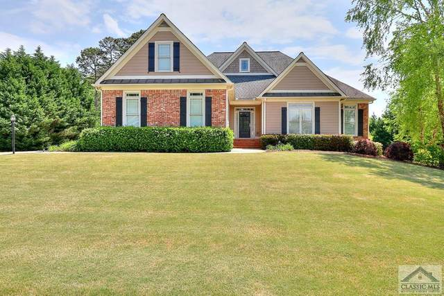 1120 Baxter Court, Statham, GA 30666 (MLS #981273) :: Signature Real Estate of Athens