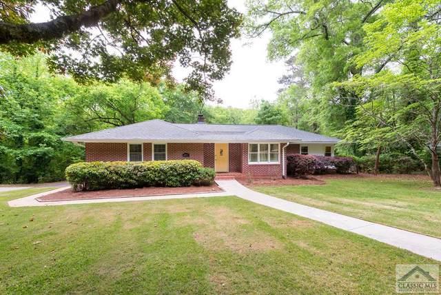1391 Ivywood Drive, Athens, GA 30606 (MLS #981274) :: Signature Real Estate of Athens