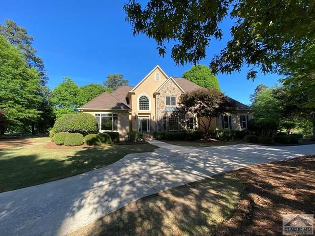1210 Meriweather Drive, Watkinsville, GA 30677 (MLS #981290) :: Signature Real Estate of Athens