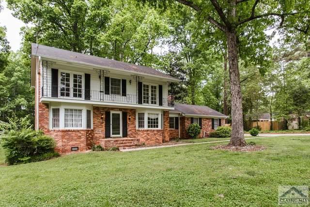 120 Cedar Creek Drive, Athens, GA 30605 (MLS #981304) :: Signature Real Estate of Athens