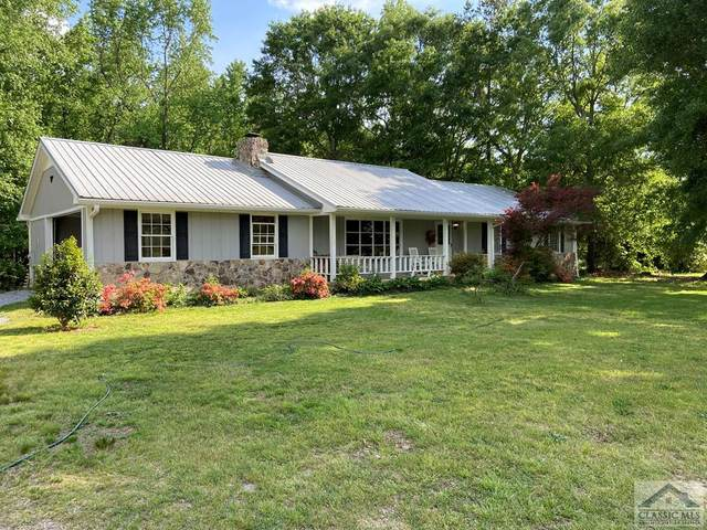 587 Loyd Nelms Road, Nicholson, GA 30565 (MLS #981315) :: Team Cozart