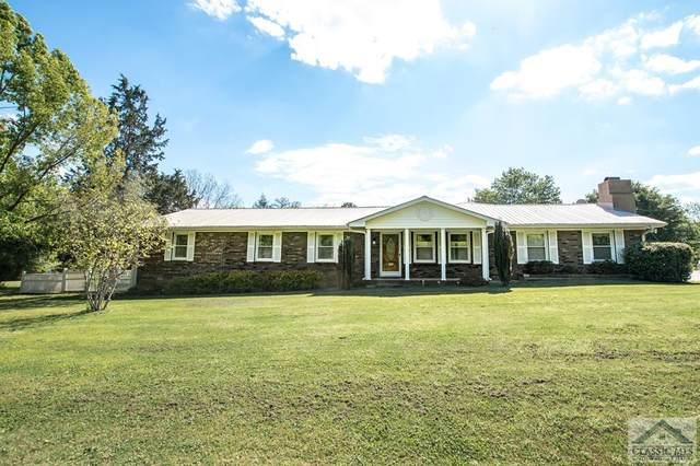 696 Water Works Road, Crawford, GA 30630 (MLS #981318) :: Signature Real Estate of Athens