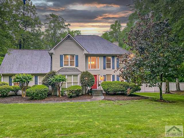 1220 Station Drive, Watkinsville, GA 30677 (MLS #981328) :: Signature Real Estate of Athens