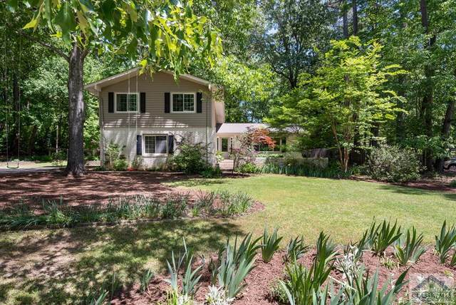 185 Gatewood Circle, Athens, GA 30607 (MLS #981345) :: Signature Real Estate of Athens