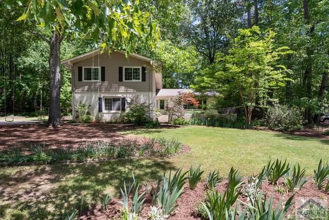 185 Gatewood Circle, Athens, GA 30607 (MLS #981345) :: Athens Georgia Homes