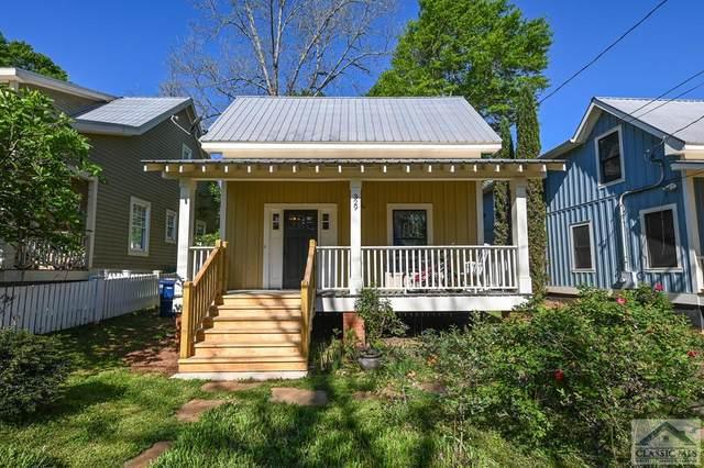 329 Lyndon Avenue, Athens, GA 30601 (MLS #981357) :: Signature Real Estate of Athens
