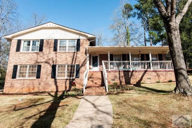 740 Pine Forest, Athens, GA 30606 (MLS #981360) :: Athens Georgia Homes
