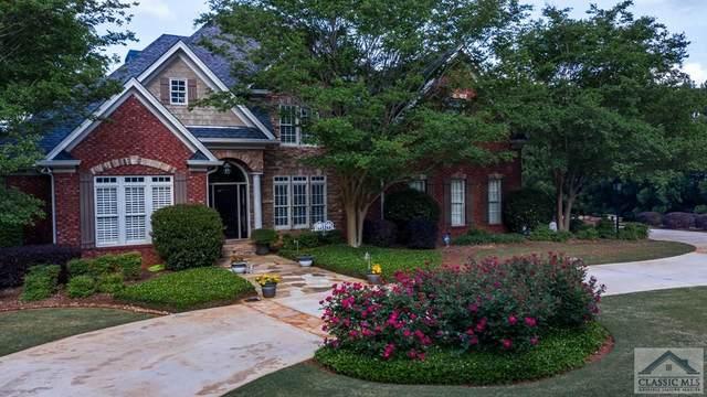 1191 Hammond Creek Trail, Watkinsville, GA 30677 (MLS #981366) :: Signature Real Estate of Athens