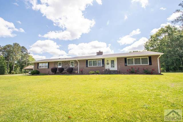 225 Robert Hardeman Road, Winterville, GA 30683 (MLS #981370) :: Team Reign