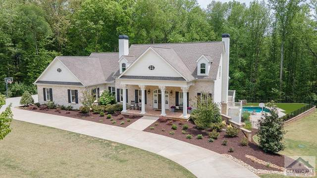 1171 Thornwell Drive, Athens, GA 30606 (MLS #981372) :: Signature Real Estate of Athens