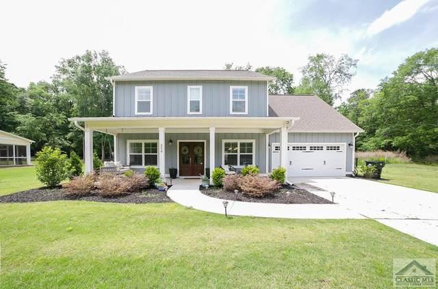 250 Seasons Pass, Winterville, GA 30683 (MLS #981373) :: Athens Georgia Homes