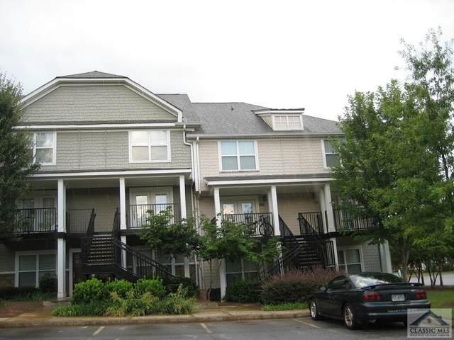 1035 Barnett Shoals Road #1127, Athens, GA 30605 (MLS #981377) :: Signature Real Estate of Athens