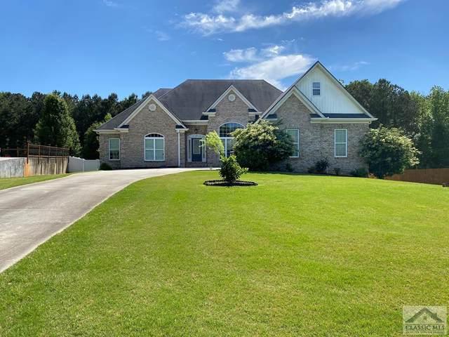 135 Anna Drive, Covington, GA 30014 (MLS #981380) :: Signature Real Estate of Athens