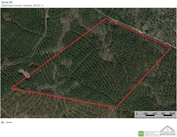 0 New Hope Vesta Road, Carlton, GA 30627 (MLS #981395) :: Signature Real Estate of Athens