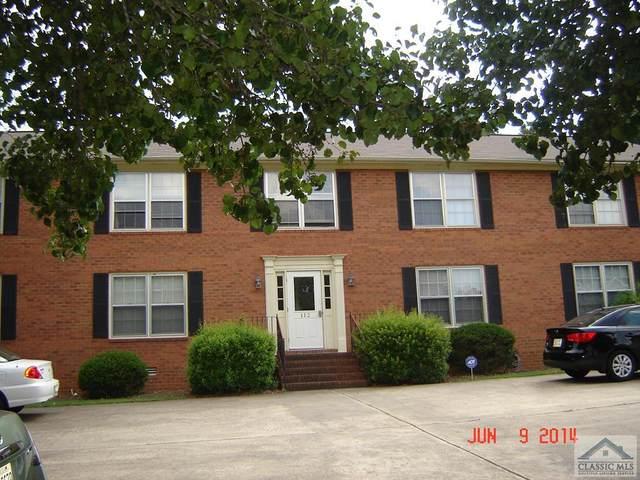 112 Barrington Drive #1, Athens, GA 30605 (MLS #981396) :: Athens Georgia Homes