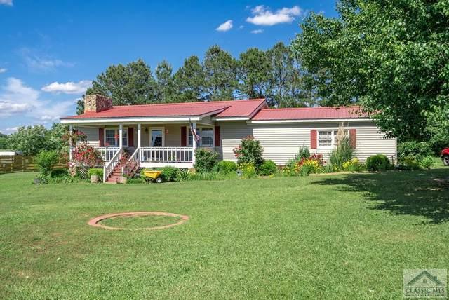 1020 Twin Rivers Road, Greensboro, GA 31061 (MLS #981415) :: EXIT Realty Lake Country