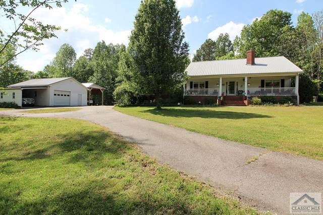 65 Rabbit Run, Nicholson, GA 30565 (MLS #981420) :: Signature Real Estate of Athens