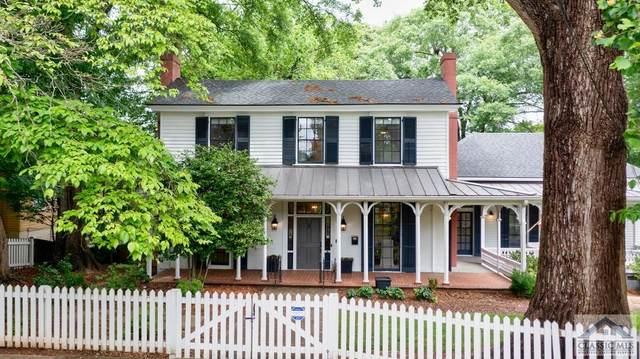 328 Dearing Street, Athens, GA 30605 (MLS #981425) :: Athens Georgia Homes
