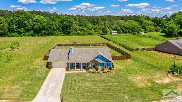 320 Highlands Drive, Winterville, GA 30683 (MLS #981431) :: Athens Georgia Homes