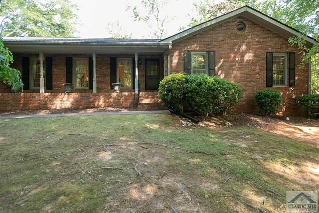 190 Kings Road, Athens, GA 30606 (MLS #981443) :: Athens Georgia Homes