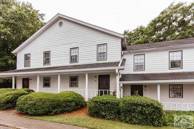 1909 Milledge Avenue S #10, Athens, GA 30605 (MLS #981459) :: Team Reign