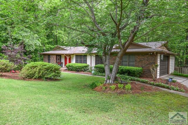 160 Honey Suckle Court, Winterville, GA 30683 (MLS #981463) :: Athens Georgia Homes