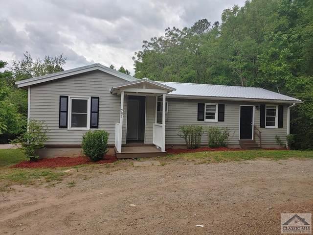501 Noketchee Creek Road, Athens, GA 30607 (MLS #981472) :: Team Cozart