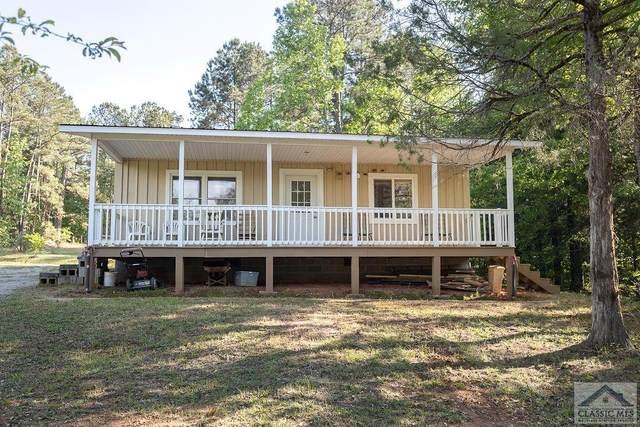 3706 Cooter Creek Road, Elberton, GA 30635 (MLS #981475) :: Signature Real Estate of Athens