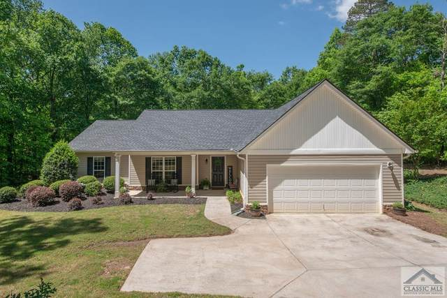 719 Crawford Long Street, Danielsville, GA 30633 (MLS #981492) :: Team Cozart