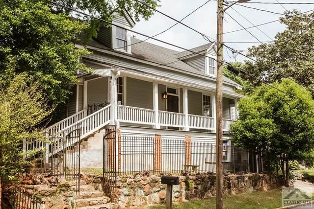 153 Lyndon Avenue, Athens, GA 30606 (MLS #981493) :: Team Cozart