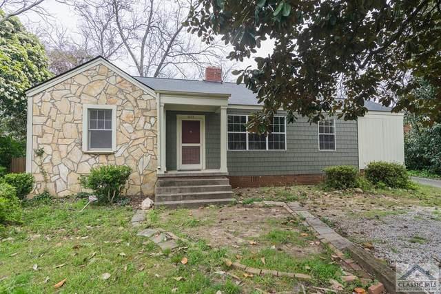 1675 Milledge Avenue S, Athens, GA 30605 (MLS #981500) :: Team Cozart