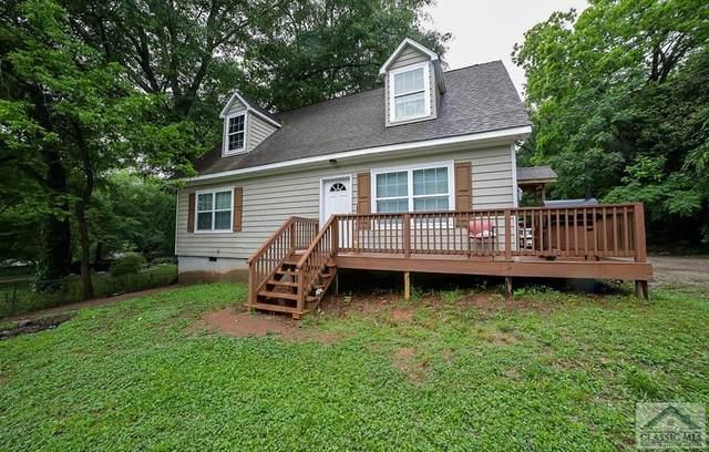 110 Simmons Street, Athens, GA 30601 (MLS #981507) :: Signature Real Estate of Athens