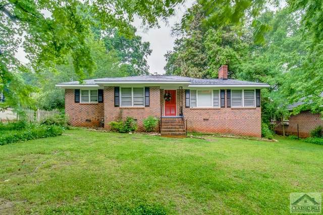 570 Pine Needle Road, Athens, GA 30606 (MLS #981510) :: Signature Real Estate of Athens