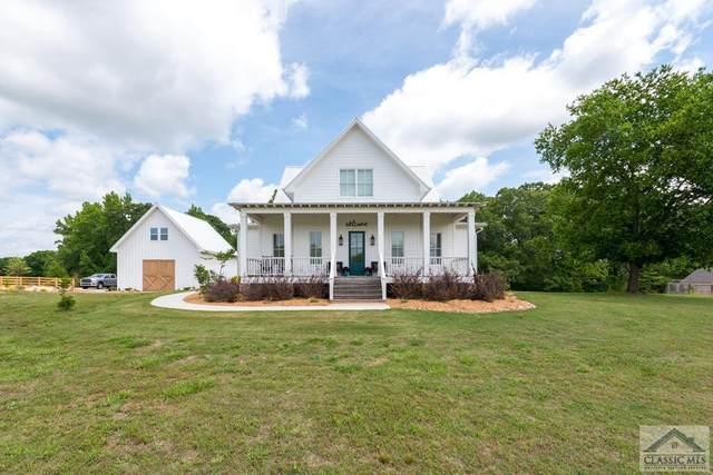 240 Cedar Grove Church Road, Winder, GA 30680 (MLS #981516) :: Signature Real Estate of Athens