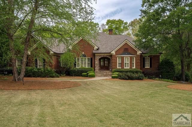 1130 River Run Road, Bishop, GA 30621 (MLS #981525) :: Athens Georgia Homes