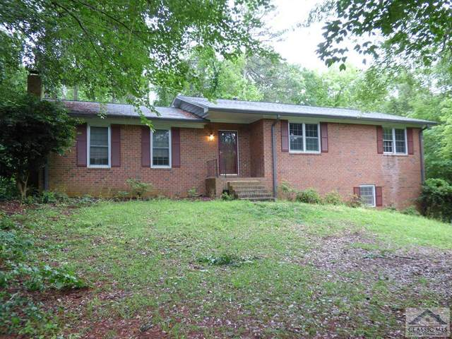 1061 Collier Creek Road, Watkinsville, GA 30677 (MLS #981526) :: Athens Georgia Homes