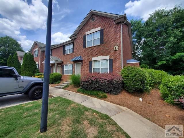 460 Barnett Shoals Road 7E, Athens, GA 30605 (MLS #981564) :: Team Reign