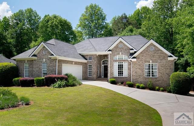 554 Chesterfield Road, Bogart, GA 30622 (MLS #981570) :: Signature Real Estate of Athens
