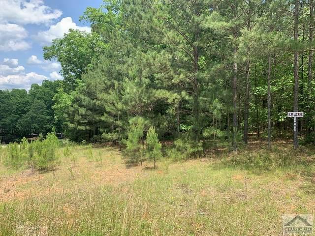 Lot 19 Brush Creek Road, Colbert, GA 30628 (MLS #981602) :: Team Cozart