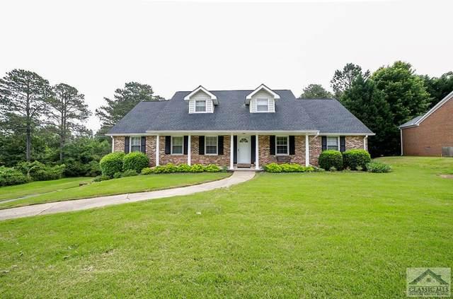 380 Fairway Drive, Athens, GA 30607 (MLS #981615) :: Signature Real Estate of Athens