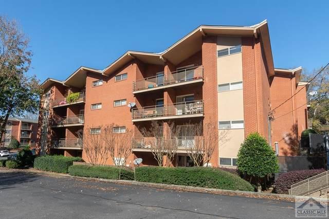 250 Little Street B107, Athens, GA 30605 (MLS #981620) :: Athens Georgia Homes
