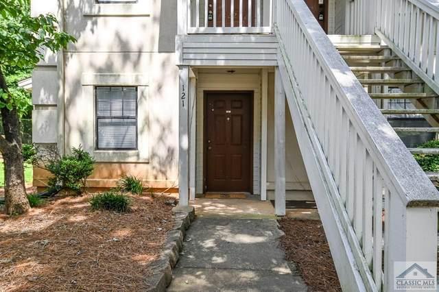 210 Appleby Drive #121, Athens, GA 30605 (MLS #981622) :: Signature Real Estate of Athens