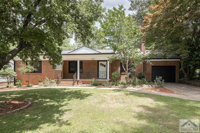 620 Sunset Drive, Athens, GA 30606 (MLS #981632) :: Signature Real Estate of Athens