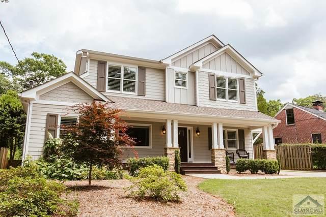 165 Stanton Way, Athens, GA 30606 (MLS #981650) :: Athens Georgia Homes