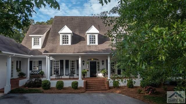 1491 Tanglebrook Drive, Athens, GA 30606 (MLS #981657) :: Signature Real Estate of Athens