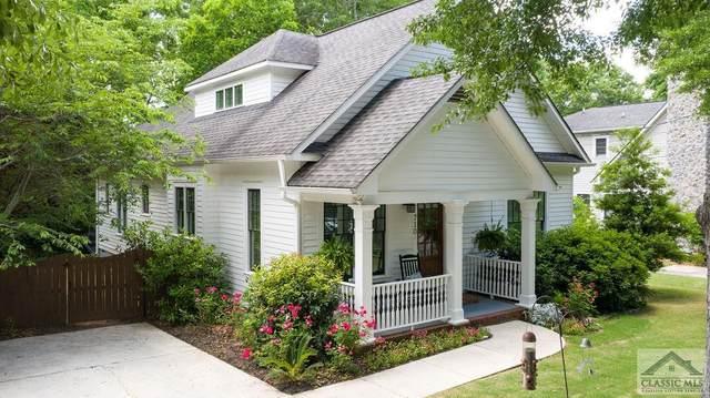 710 Riverview Road, Athens, GA 30606 (MLS #981705) :: Signature Real Estate of Athens