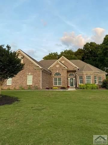 164 Caldwell Lane, Hoschton, GA 30548 (MLS #981728) :: Signature Real Estate of Athens